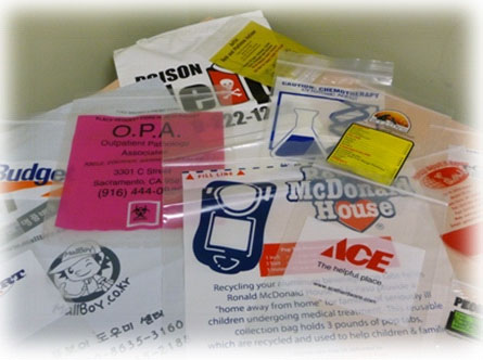 Customized Bags Printed Plastic